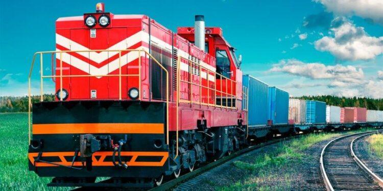 Доставка поездом из Китая